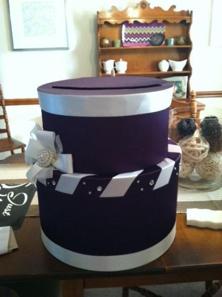 My DIY Purple Cardbox Posted 2 days ago by coffeegal85