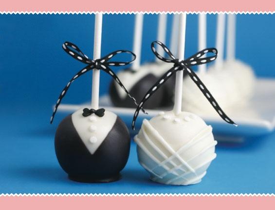 Cake pop favor packaging ideas?