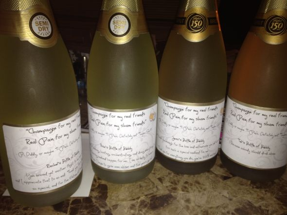 DIY Champagne LabelsLOVE And Obsessed With A Template - Champagne label template