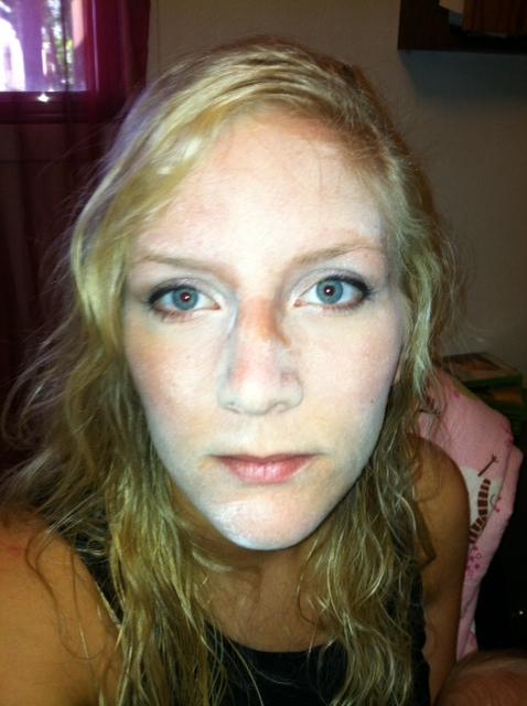 Diy Makeup Blooper Hilarious