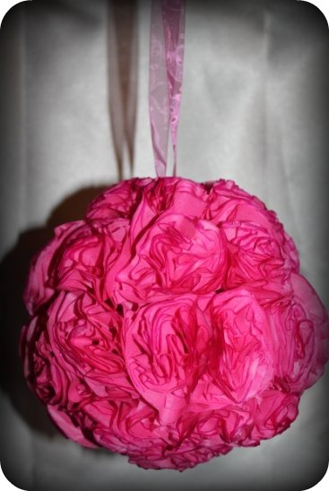 Fuschia Hot Pink Black and White Decor wedding black pink white bouquet