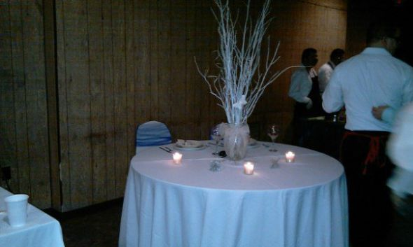Dry branches centerpices weddingbee photo gallery