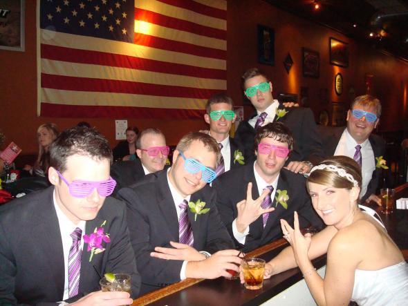 Wedding Menswear Photos wedding green purple silver DSC01778