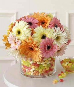 Carnival Wedding Centerpiece ideas - Weddingbee