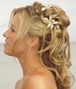 Easy Wedding Hairstyles Long Hair on Bridesmaid Hairstyles   Fashion Apparel   Wedding All Around