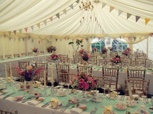Wedding Marquee Decoration Ideas - Evolution Home Design
