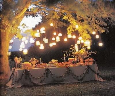 wedding centerpiece submerged orchids tropical destination teal orange