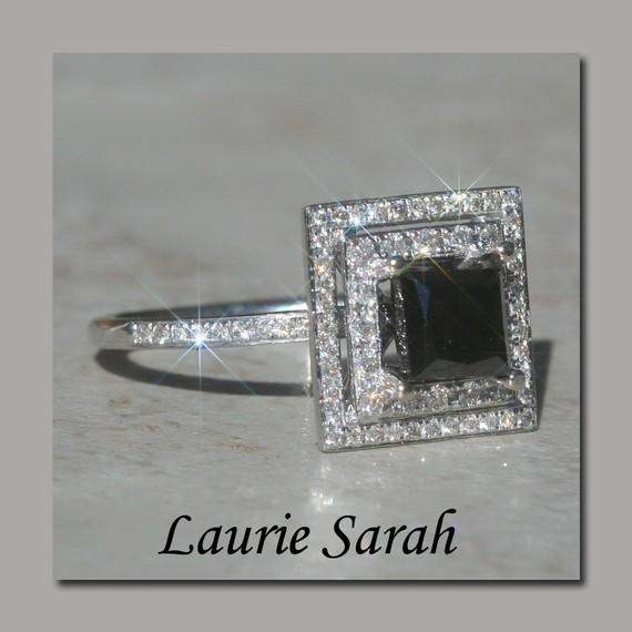 Black diamonds wedding black diamond engagement ring waiting Black